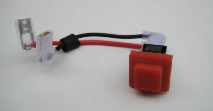 Stop Switch Kill Switch & Seal for 1/5 Petrol Engines 67019
