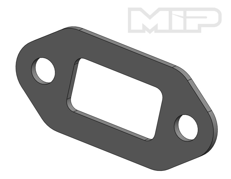 Race Exhaust Gasket for Losi 5ive by MIP