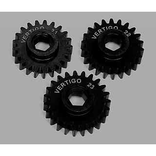 9mm HEX Pinion Gear 21T for DBXL Vertigo 120652b Clutch 121121