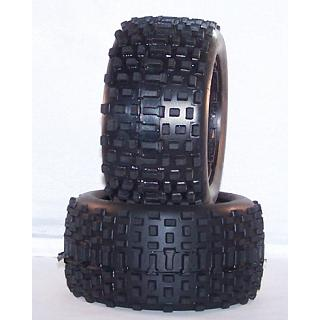 Hostile Rear Mini MX V2 Hard Compond Tyres