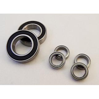Alloy Diff Bearings Set
