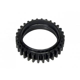30T Idler Gear BLACK MAGIC  Hardened Steel 5B 5T SC