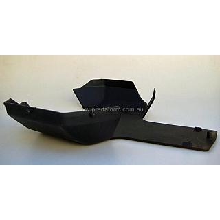 5T SC Rear Chassis UnderGuard  66159