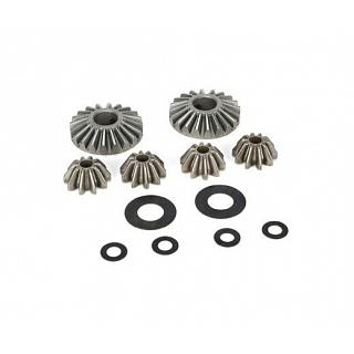 Losi 5IVE-T Internal Diff Gears & Shims LOSB3202