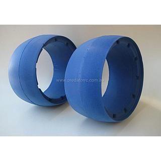 5B Rear Foam Inserts Moulded Blue 95006