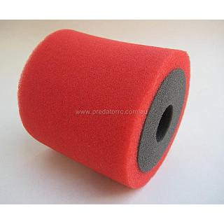 Baja Air Filter Foam upgraded Inner & Outer Red