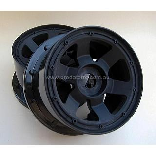 5B Rear Wheels Super Six Wheel Rears