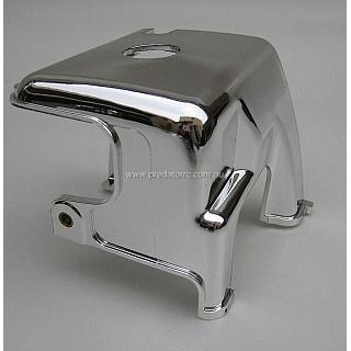 CY Engine Cover Chrome fit HPI Baja & Losi5ive