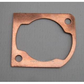 2 Bolt Copper Cylinder Gasket 2 Bolt .15mm .005""