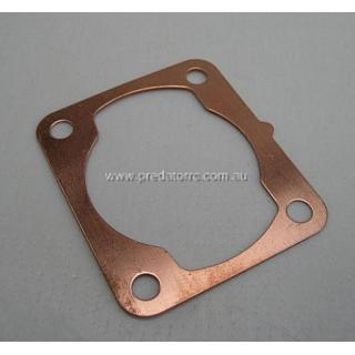 "Copper Cylinder Gasket 4 Bolt .020""/ 0.50mm"