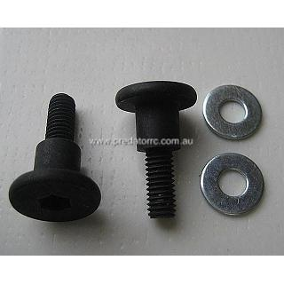 CY Clutch Mounting Bolts & Washer CY 9mm fit LOSI5 & Baja