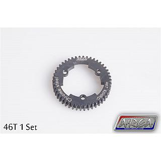 TRAXXAS X-MAXX 46T Gear Chromium Steel by Area RC TX005