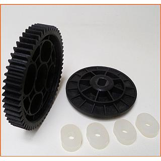 Baja Spur Gear 57T Drive with Absorbers 85033  66062