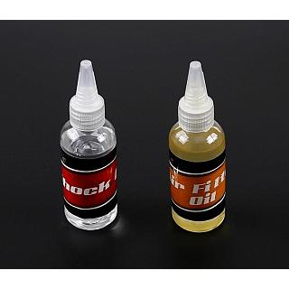 Rovan LT Shock Fluid (1)  & Air Filter Oil (1)