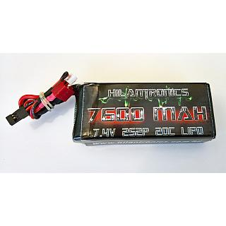 Losi 5ive B 5T RX Lipo Race Pack 7.4v 7600mAh by Hilantronics fi