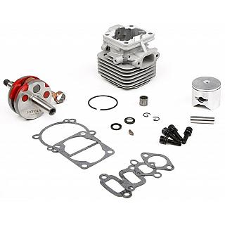 30.5cc 4 Bolt 3.5hp Top End & Upgrade Kit 36 mm +2mm Stroker 850