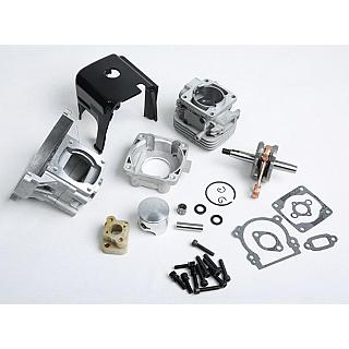 32cc R320 Engine Kit Cover & Clutch Housing