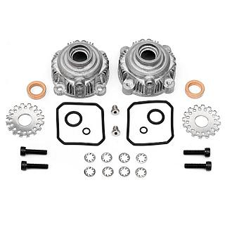 Baja Alloy Differential Case Set for HPI Baja 5B 5T 5SC - HPI854