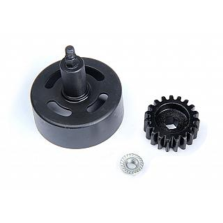 LT & Losi 5ive Hex Clutch Bell & 19T Pinion Gear