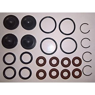 Baja 8mm Shock Shaft O ring Rebuild Kit