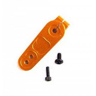 15T Servo Arm ALLOY LOSI 5ive Savox & Hitec Orange 95221