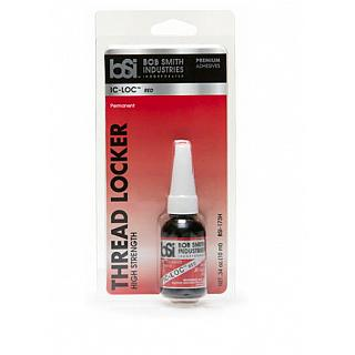 BSI Threadlock IC-LOC Strong Strength Permanant Red 10ml