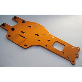 Clearance Baja Rear Lower Chassis Plate Orange 65002 A002