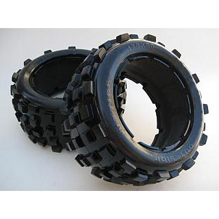 5B Baja Moto X off Road Knobby Rear Tyres 95002