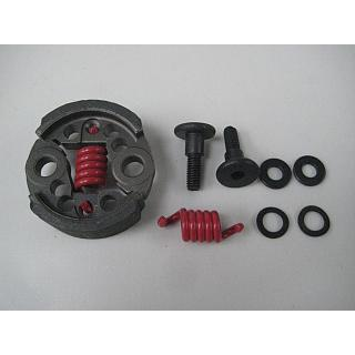 LIGHTENED Clutch Shoes & Spring 8000 RPM Bolts Set High Response