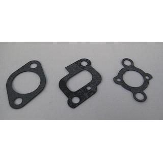 Carburettor Gaskets x 3 pcs 23,26 & 29  30.5cc