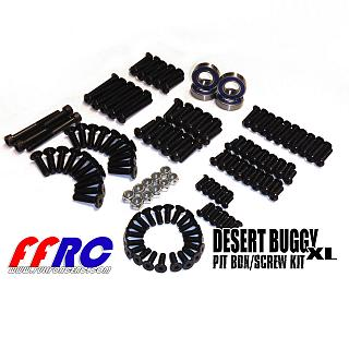 Losi DBXL Pit Box Kit Parts & Screws by FullForce 168pcs