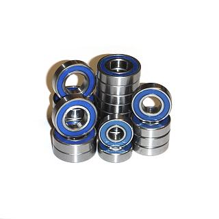 Losi DBXL Full Bearing Kit 20pcs by FullForce