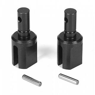 Losi Centre Diff Out Drive Set fit 5iveT Mini WRC LOSB3214