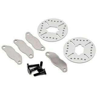 Losi 5B Buggy rear Skid plate