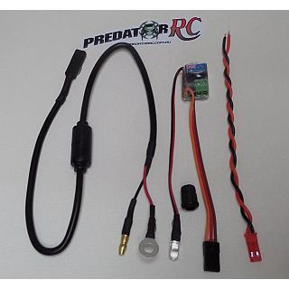 1/5 MARINE RC  3 & 4CH Kill Switch & LED Kit OZ Made