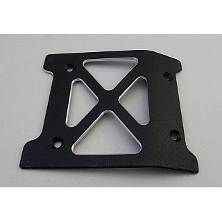 Baja Roof Plate light Alloy Black Stealth by F5M