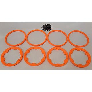 1/5th Baja Beadock Set Inner & Outer Orange & Screws 95029
