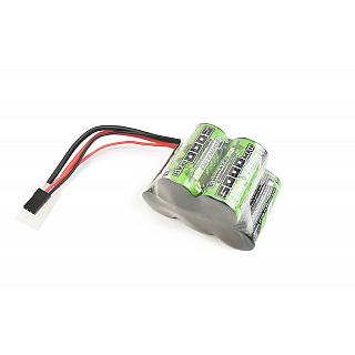Tornado Baja Battery 6 V 5000 mah NiMh Hump Pack