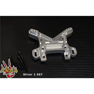 Losi DBXL Front Shock Tower Silver Area RC  XL009