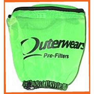 Outerwears PreFilter for Air Filter Green 75mm fit RC K&N Baja
