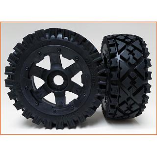 5B AT all Terrain Wheels & Tyres Front 95119
