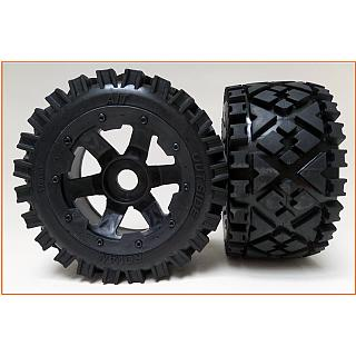 5B AT all Terrain Wheels & Tyres Rears 95120