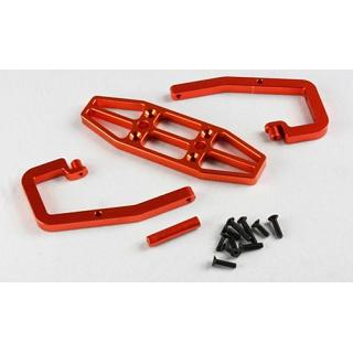 Baja 5B 5T Rear Bumper Alloy Orange 851242