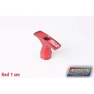 1/5 RC Pull Start Handle Billet RED by Area RC