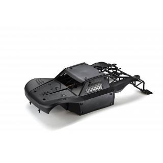 30°N Big Flex Body Panels 6pce & Roll Cage Black fit 30°N DTT X2