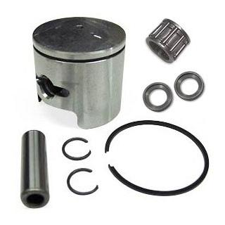 CY Piston Kit 34mm 1mm Ring 2&4 Bolt Engine 15487