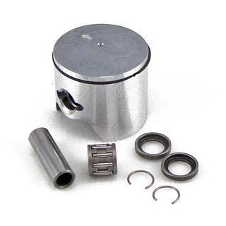 CY Piston Kit 34mm F270 & 2 Bolt Engines 1mm thick Ring