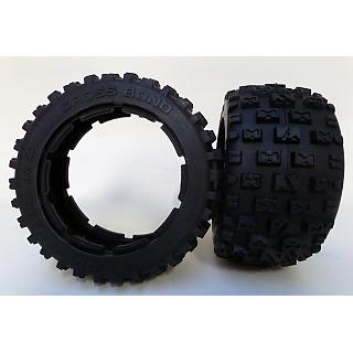 5B Baja Cross Bond Knobby Tyres REAR HD by MadMax