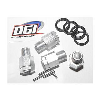 DGI Racing Losi Desert Buggy XL (DBXL) 25mm (1'') Wheel Extender