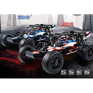 1 Rovan Baja Shorty EQ6 3-6S HW1650kv Brushless 160A ESC  Symmet